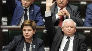 Streit um Stellung des Verfassungsgerichts in Polen
