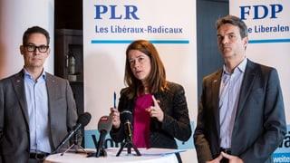 FDP verlangt keine Nachverhandlungen zum Rahmenabkommen (Artikel enthält Video)