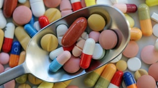 Pharmaindustrie rettet Exportbilanz