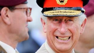 Prinz Charles: «Ich hoffe, es wird ein Mädchen»