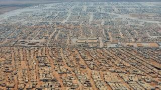 Wo die syrischen Flüchtlinge Zuflucht finden