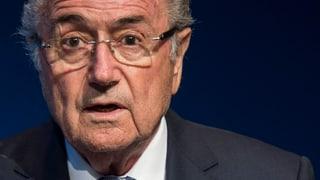 Fifa-Skandal: Jüngste Vorwürfe bringen Blatter ins Spiel