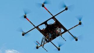 Keine privaten Drohnen bei öffentlichen Anlässen