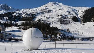 Innovations-Standort: Rückschlag für Graubünden
