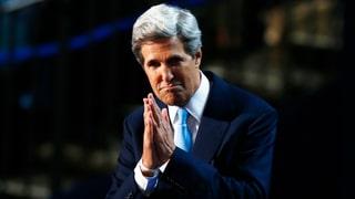Kerry soll offenbar neuer US-Aussenminister werden