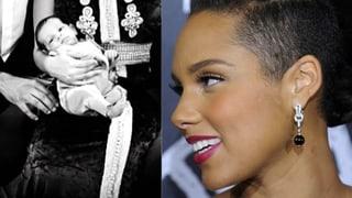 Baby-Boy-Bilder: Alicia Keys zeigt ihren ganzen Stolz