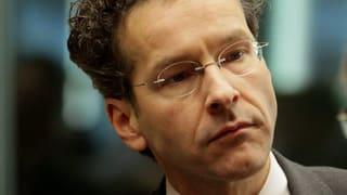 «Greenhorn» Dijsselbloem ist neuer Chef der Eurogruppe