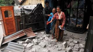 22 Tote nach Erdbeben in Sumatra