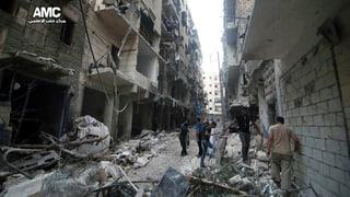 Aleppo – attatga cun gas toxic
