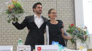Die Wahl 2014:  Cédric Wermuth wird Co-Präsident der SP Kanton Aargau