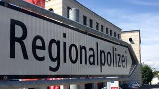 Polizeikorps im Ostaargau sollen fusionieren