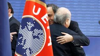 Bilanzfälschung – Neue Vorwürfe gegen Blatter und Platini