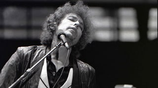 Darum sollte man Bob Dylan hören