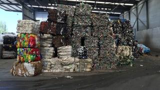 Plastik-Recycling: Aus Abfall wird Spielzeug und Brennstoff