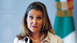 Saudi-Arabien weist Kanadas Botschafter aus
