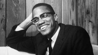 «Sie hängen dich, weil du schwarz bist!» (Malcolm X)