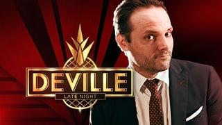 «Deville» – die Late-Night-Show auf SRF