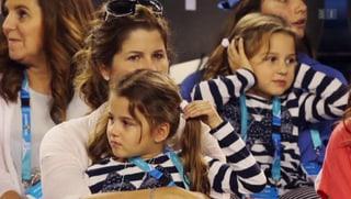 Federer-Zwillinge werden sechs Jahre alt