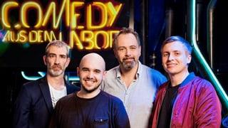 Video «Mit Manuel Stahlberger, Till Reiners und Renato Kaiser » abspielen