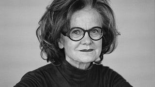 Die erfolgreiche Architektin Tilla Theuss erzählt Erlebnisse aus 50 Jahren Berufserfahrung