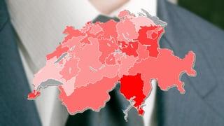 Kantonsregierungen als Männerclub – Trend oder Status quo?