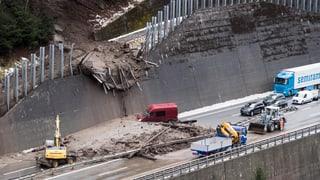 Ausführlich: Die Lage nach der Schlammlawine am Gotthard