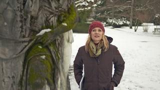 Video «Mit Eva Wannenmacher auf dem Friedhof Sihlfeld» abspielen