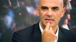 Alain Berset: «Kulturpolitik macht Spass, aber nicht nur Freunde»