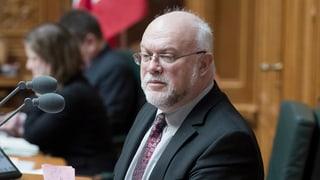 Alt Nationalrat Ruedi Lustenberger soll Gemeindeammann werden