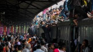 Rasantes Bevölkerungswachstum in Afrika und Asien