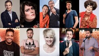Lachen für einen guten Zweck an der Comedy Night  (Artikel enthält Bildergalerie)