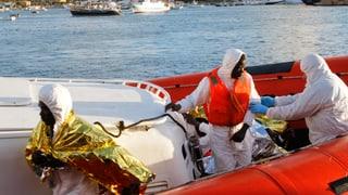 203 Menschen «hat das Meer verschluckt»