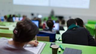 Dapli daners per scolaziun e perscrutaziun - surtut per l'ETH
