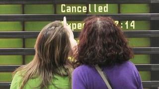 Annullierte Flüge: Ferienfrust mit teuren Folgen