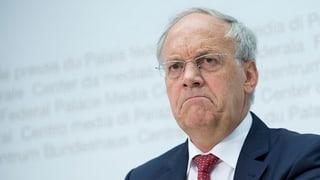 Schneider-Ammanns Schweigen schadet ihm