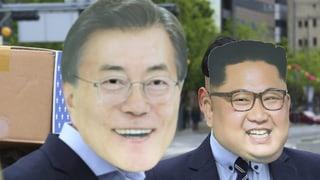 «Südkorea fühlt sich wie Garnelen zwischen Walen»