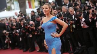 Hingucker in Cannes: Blake Lively zeigt ihren Babybauch