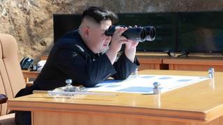 Kim fordert von USA Ende der «arroganten Provokationen»