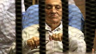 Mubarak-Prozess kommt nicht vom Fleck