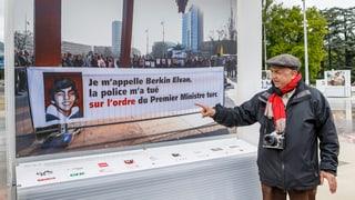Ankara rügt Genf wegen diesem Ausstellungsbild