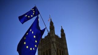 «Nichts Neues aus Brüssel – weil nichts Neues aus London»