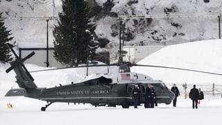 Trump kommt wieder nach Davos