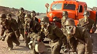 Video «Die Atombombe im Vorgarten – Geschichten aus dem Kalten Krieg» abspielen