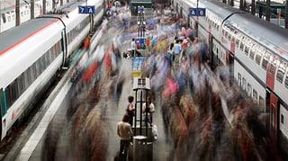 SBB: Weniger Gewinn trotz Passagierrekord