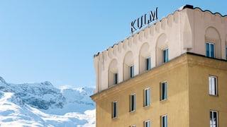 «Kulm» a San Murezzan è l'hotel dal 2018