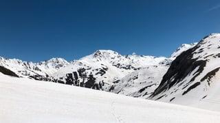 Schneerekord in Graubünden