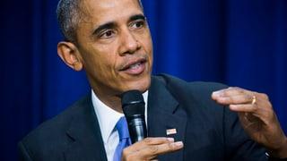 Obama blochescha preventiv da defensiun