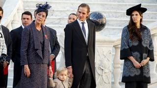 Caroline von Monaco freut sich über drittes Enkelkind