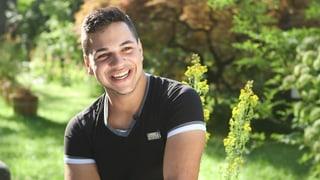 Video «Erste Liebe: Porträt - Farsad (6/9)» abspielen