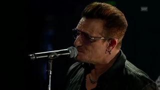 Verletzter U2-Frontmann: Bono hat ein Bobo